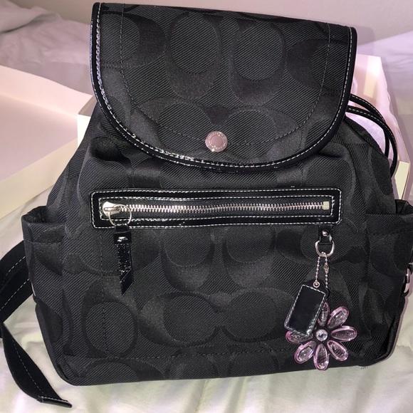 92ee5a7e0a6 Coach Bags | Drawstring Backpack | Poshmark
